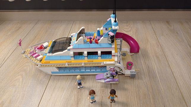 LEGO Friends 41015 jacht.
