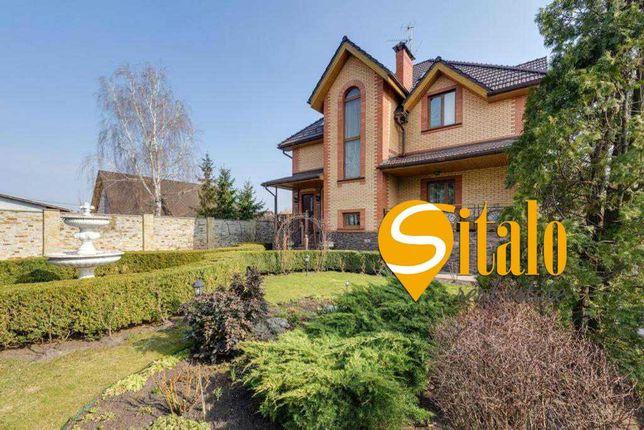 Шикарный качественный дом с бассейном в Бортничи, г. Киев