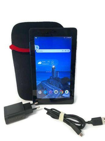 Tablet Lenovo Tab7 etui ładowarka