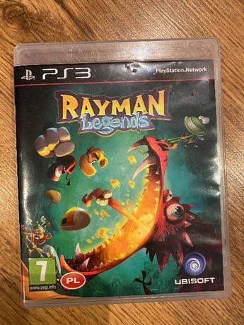 Rayman Legends - PS3 PlayStation 3 gra PL