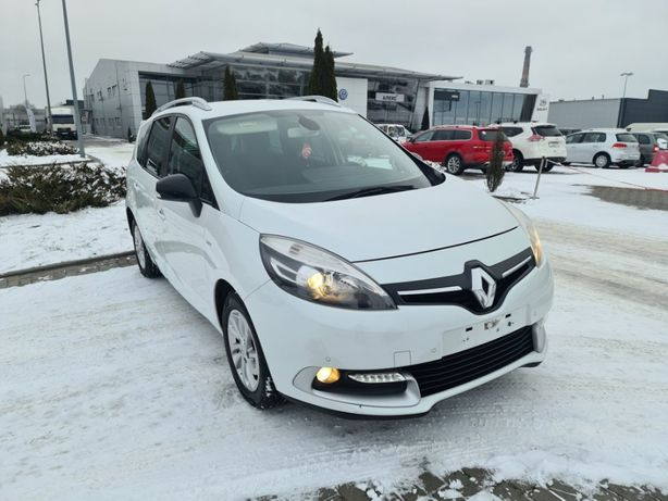 Renault Grand Scenic Limited 1.5DCI 2016, 7-м місць, Клімат, Навігація