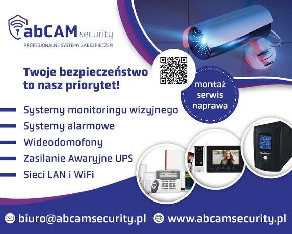 Montaż Monitoringu, Monitoring, Kamery, Instalacja Kamer, CCTV