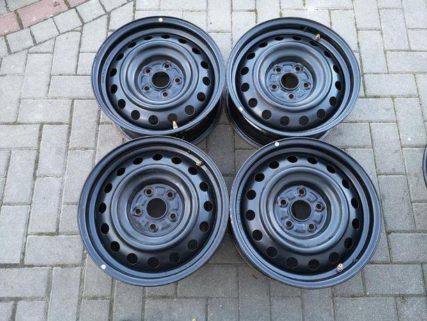 5x114.3 Stalowe felgi R16 TOYOTA VERSO Avensis Auris ET39 6.5J TPMS
