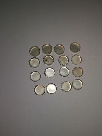 Baza carga kaboszon oczko srebro 925