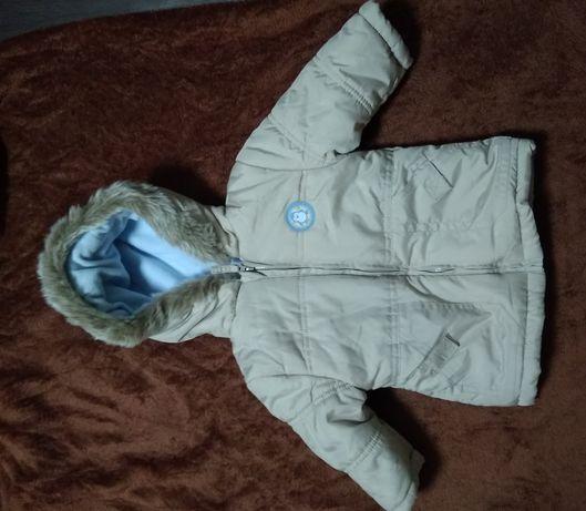 Курточка тепла дитяча
