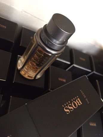 Мужские духи hugo boss the scent