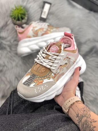 Versace Chain Reaction Pink