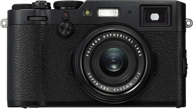Fujifilm X100F em caixa