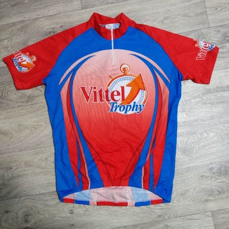 Велофутболка XL спортивная вело спортивная мужская футболка