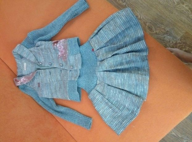 Компоект юбка + пиджак