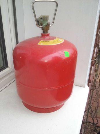 Turystyczna butla gazowa 6 kg
