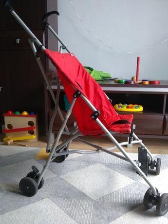 Wózek składana spacerówka parasolka możliwość wysyłki