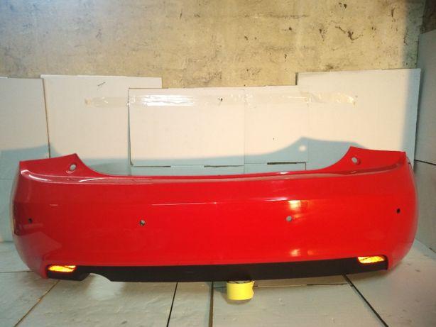 AUDI A1 8X0 10-14 zderzak tył tylny