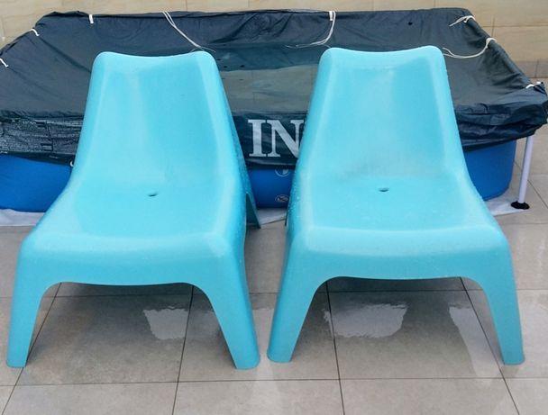 Cadeiras de exterior
