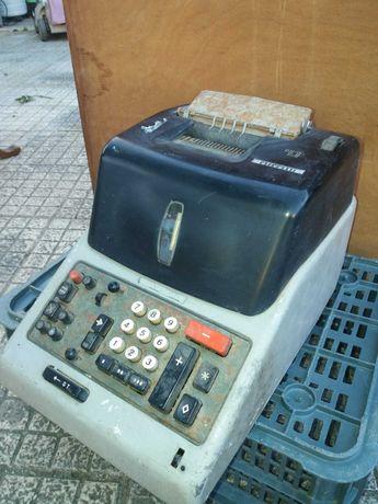 Máquina Registadora Antiga Olivetti