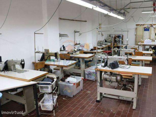Trespassa-se Fábrica de Confecção em funcionamento em Odi...