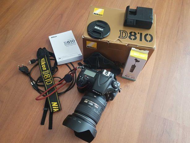 Nikon D810 + AF-S Nikkor 24-120 f:4 + acessórios