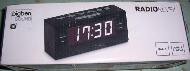 Настольный радиобудильник часы BIGBEN