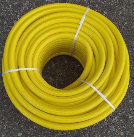 Wąż techniczny żółty fi-12,5x3mm 20 bar do opryskiwacza Agaplast