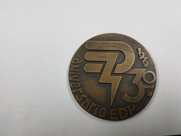 Medalha comemorativa do 3.º aniversário da EDP (1979)