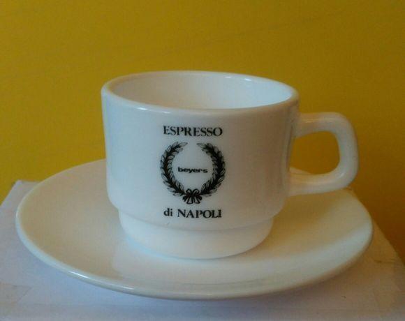 Chávena de café ESPRESSO di NAPOLI