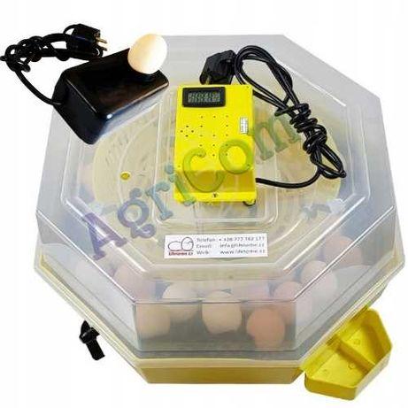 Inkubator wylęgarka 60JAJ klujnik Cleo 5 + OWOSKOP