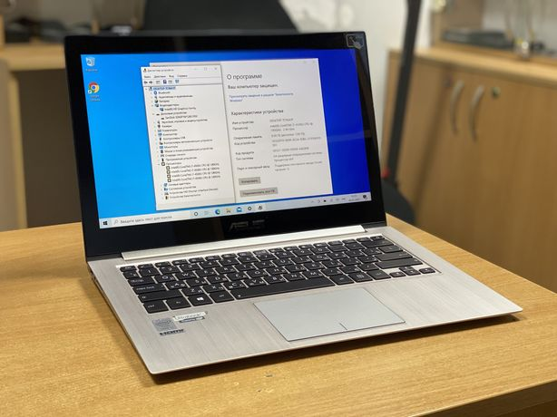 Asus ultrabook UX31L i7-4500U, 8gb, 128gb