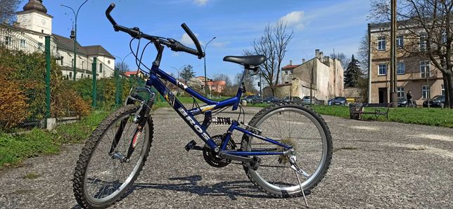 "Rower górski 24"" BROS SHIMANO stan bdb"