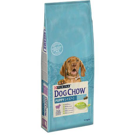 Karma dla psa Purina DOG CHOW Puppy lamb jagnięcina 14kg OKAZJA !!!
