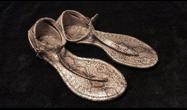 Sandálias Snakeprint