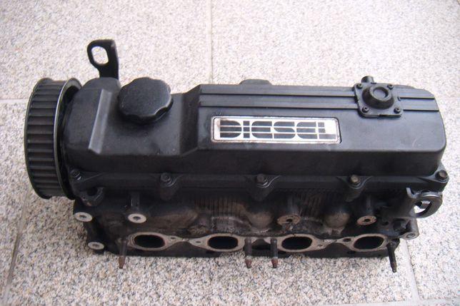 Opel Corsa 1.7 D Motor Isuzu - colaça e peças