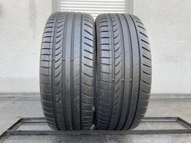 2szt letnie 235/55R17 Dunlop 7mm 2019r świetny stan! L272 Gwarancja