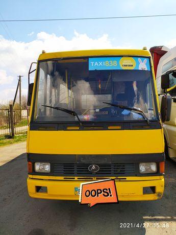 Автобус Еталон євро 1