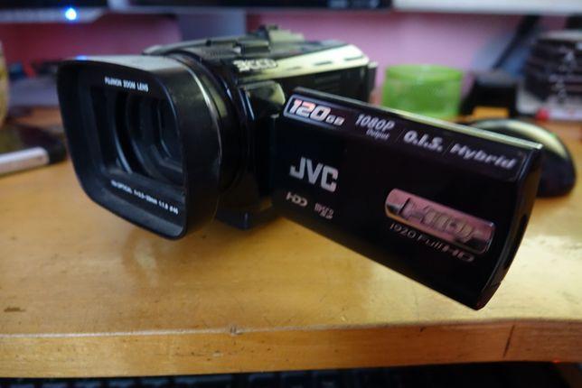 HDD видеокамера jvc GZ-HD6E Full HD