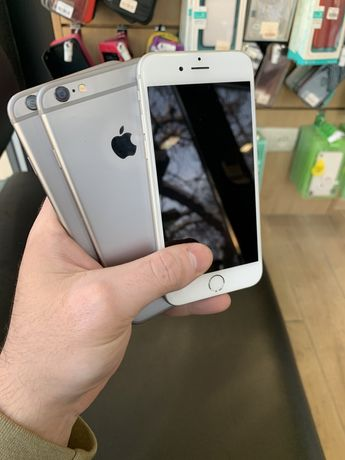 iPhone 6 16/64/128 Neverlock space gray silver gold