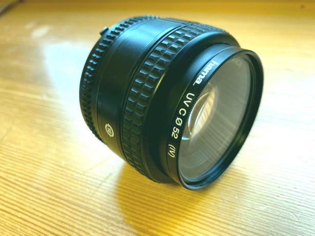 Obiektyw Nikkor 50/1,4 D