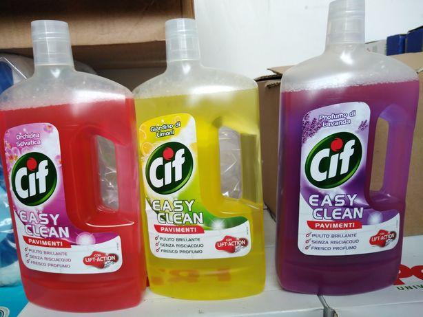 Płyn do mycia podłogi CIF