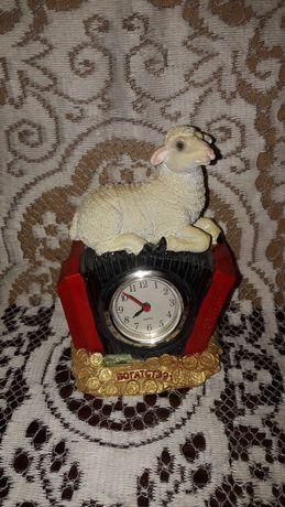"""Часы сувенирные """"овечка""""."""