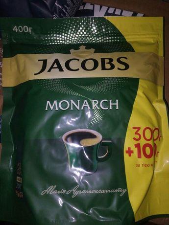 Продам кофе Якобс Монарх, Jacobs Monarch, 400г
