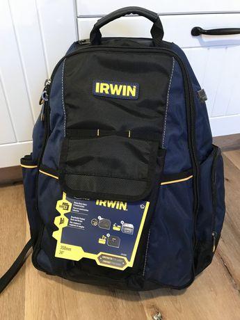Irwin plecak na narzedzia nowy na prezent narzedziowy