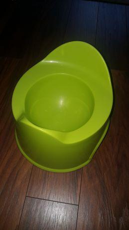 Nocnik Ikea zielony