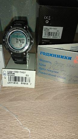Часы Casio SGW - 100-1VEF