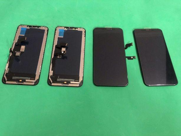 Дисплей iPhone Xs Max экран с заменой за 15 мин модуль стекло айфон MX