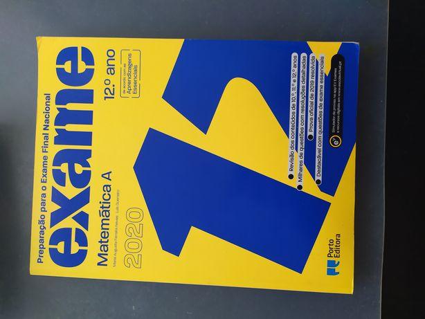 Livro de Preparação para o Exame Final de Matemática A