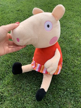 Мягкая игрушка Свинка Пеппа большая (my little pony)