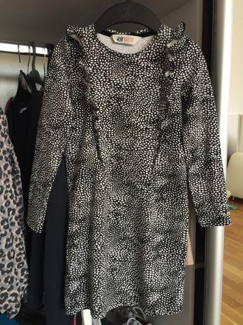 H&M платье для девочки 4-6 лет рост 110 -116-122 см