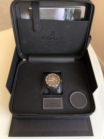 EDOX часы наручные оригинал Швейцария Limited Edition