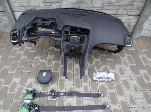 Citroen Ds5 tablier airbags cintos