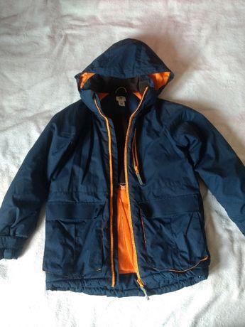 Jesienno-zimowa kurtka chłopięca, rozmiar 146, H&M