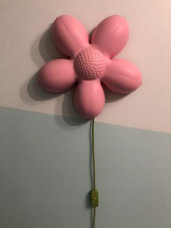 Нічник Світильник Квітка Ікеа (Смила Блумма) ідеальний стан 34см